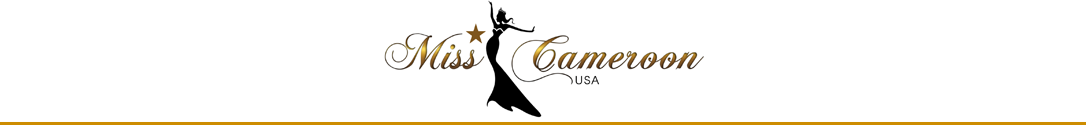 Miss Cameroon USA Logo
