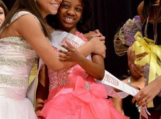 MISS CAMEROON USA PAGEANT WELCOMES PRE-TEEN QUEEN MAAFOA WOODLEY