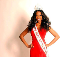MISS DISTRICT OF COLUMBIA TO GRACE THE MISS CAMEROON USA PAGEANT APRIL 5 2014