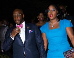THE POWERHOUSE: DR DORINE FOBI-TAKUSI TO CO-CHAIR MISS CAMEROON USA PAGEANT