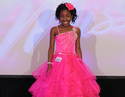 PRINCESS WHITNEY EGBE, 2014 INTERNATIONAL JUNIOR MISS DC TO GRACE THE MISS CAMEROON USA PAGEANT ON APRIL 5TH