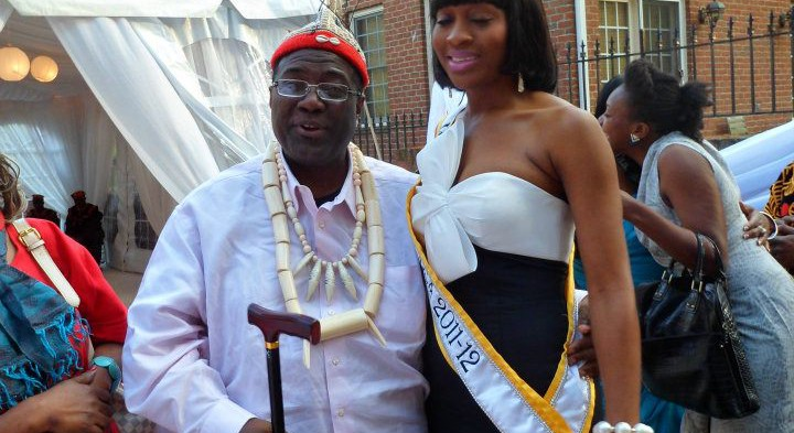 Royal Icon, Father of Cameroon Diaspora, Sesekou Joseph Mbu Becomes Honorable Chair of Miss Cameroon USA Pageant